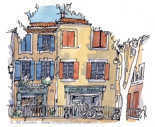 façades saint Remy