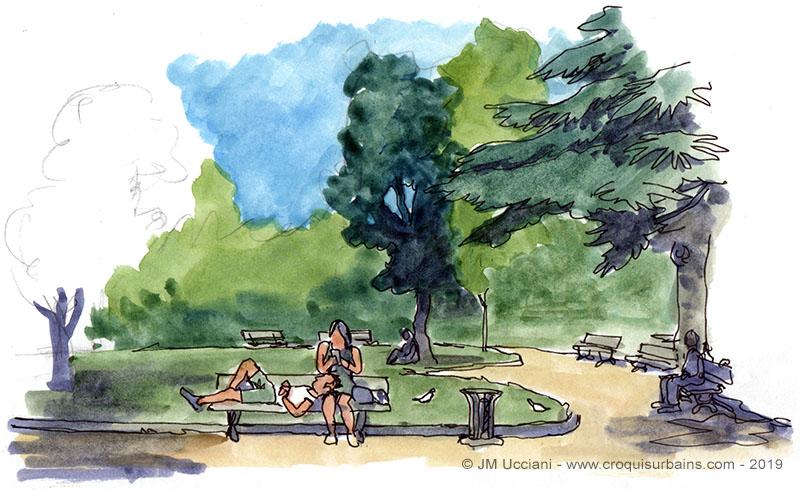 Le Parc Longchamp