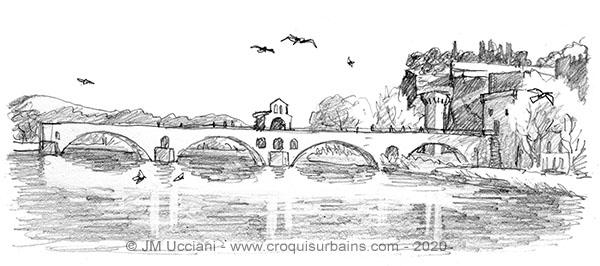 Pont Saint Bénezet Avignon