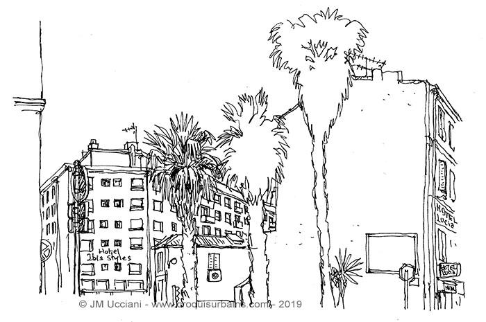 palmiers Marseille