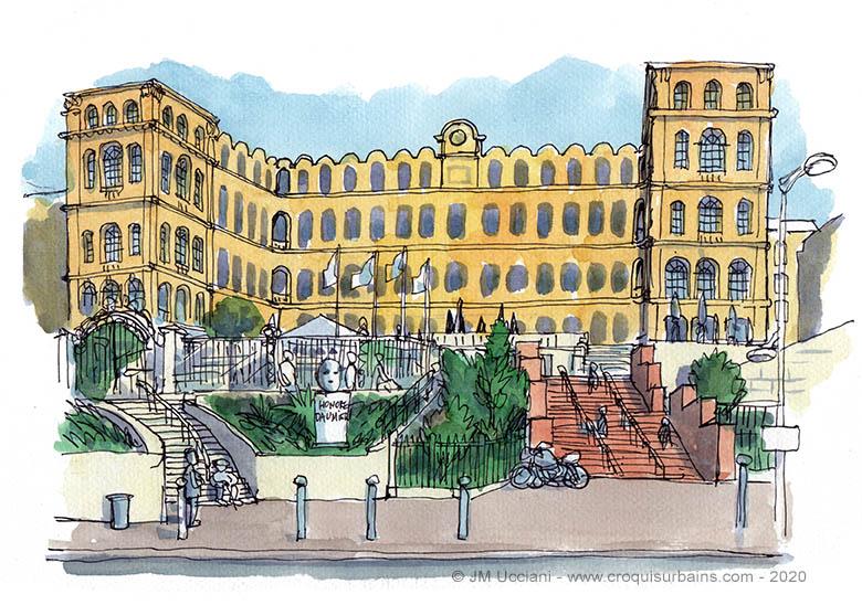 Hôtel Dieu Marseille