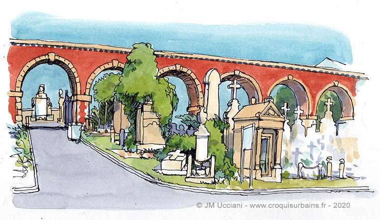 Cimetière Saint-Louis