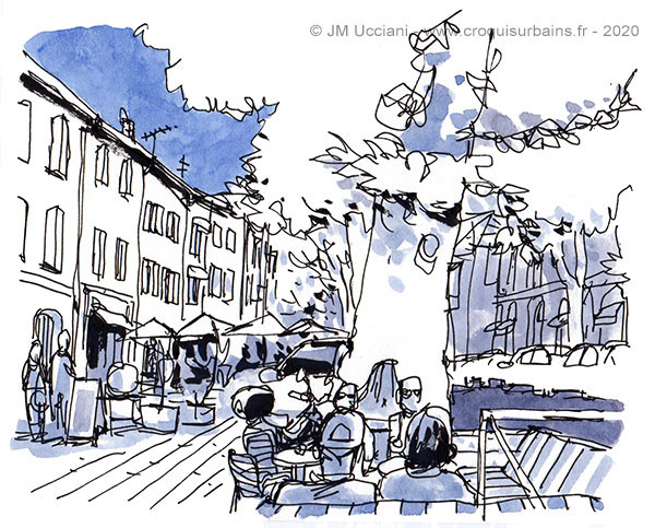 Bar à Saint-Rémy de Provence