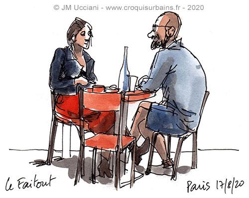 Parisiens et parisiennes