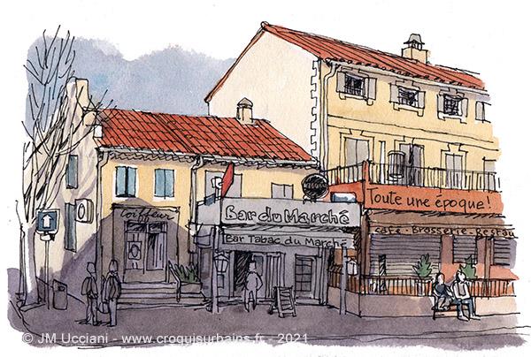 Commerces à Saint-Rémy de Provence