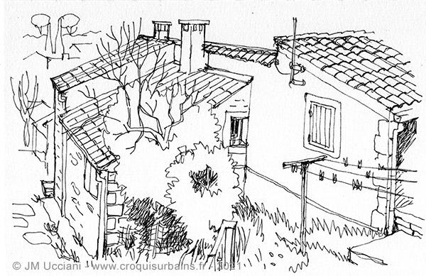 Dessins de Caumont-sur-Durance