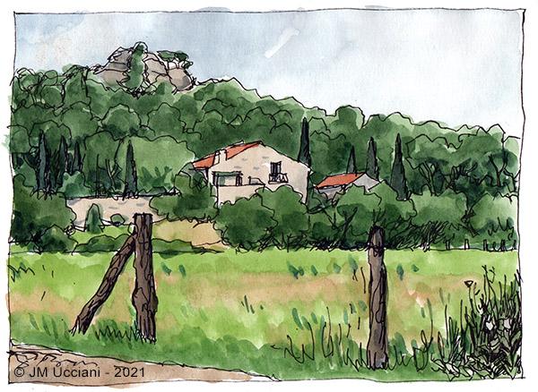 Barrières en campagne