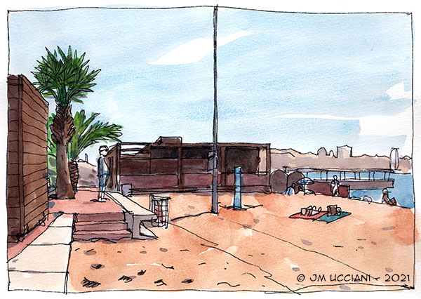 plage de Fréjus