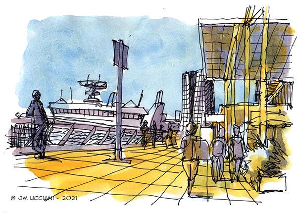 Les Terrasses du Port à Marseille